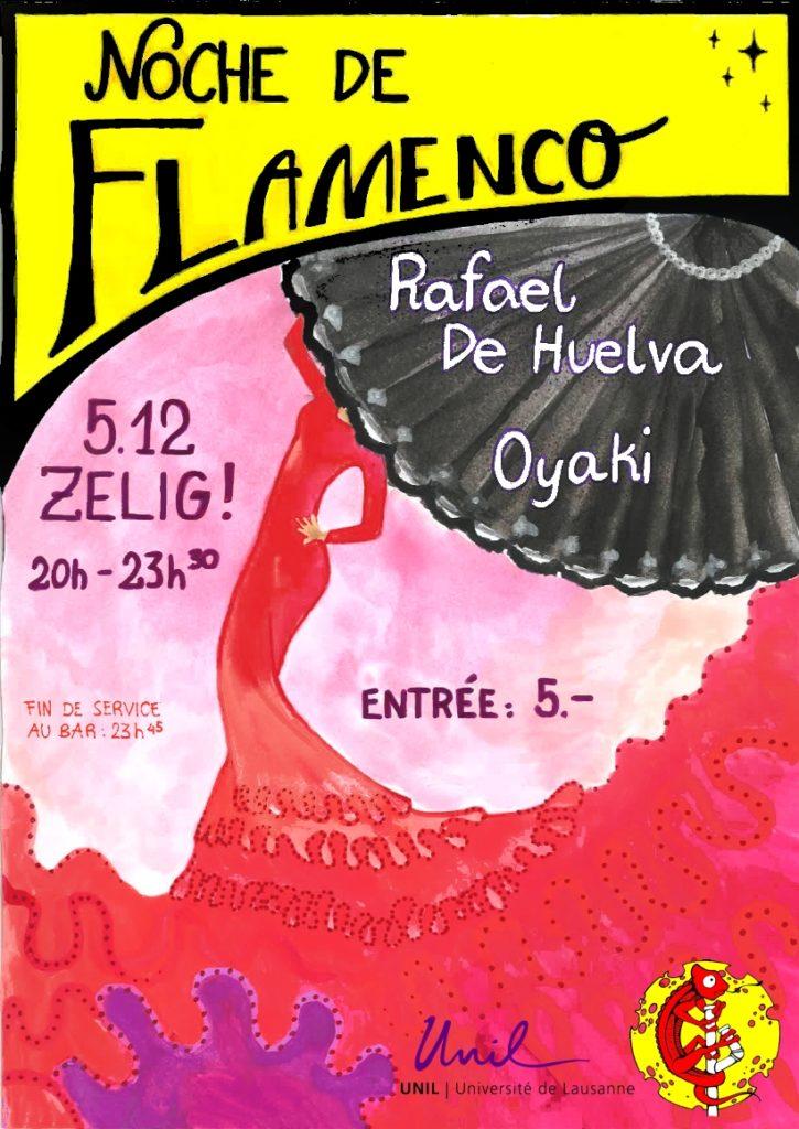 Flamenco (concerts annulés)
